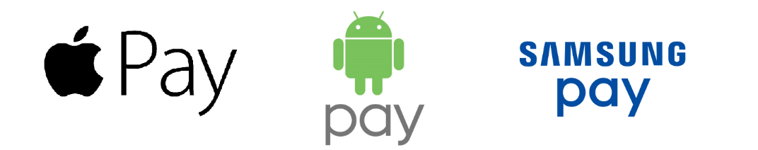 Apple Pay, Android Pay и Samsung Pay